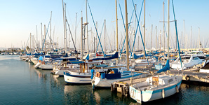 Port jachtowy